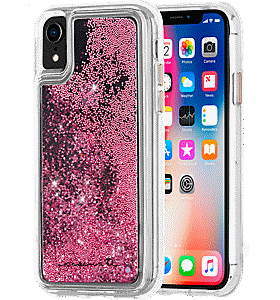 e15c781a4bf954 Case-Mate Waterfall Case for iPhone XR Colour Rose-Gold