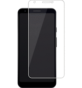 VZW Tempered Glass Screen Protector for Pixel 3a XL Colour null
