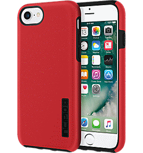 black red iphone 7 case