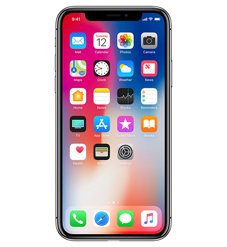Apple Iphone X Certified Pre Owned Refurbished Smartphone Verizon