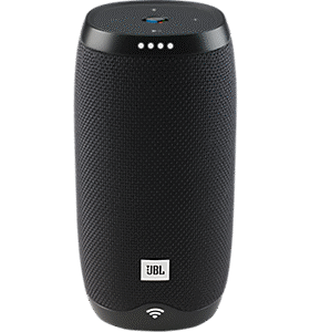 JBL Link 10 Voice-Activated Speaker Colour Black