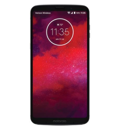 Moto Z3 | The World\'s First 5G upgradable smartphone | Verizon Wireless