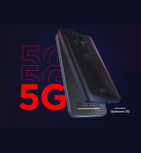 Access Verizon's 5G Ultra Wideband network.<sup>1</sup>
