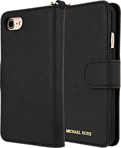 07ffdc015be0 Michael Kors Saffiano Leather Folio Case for iPhone 8/7